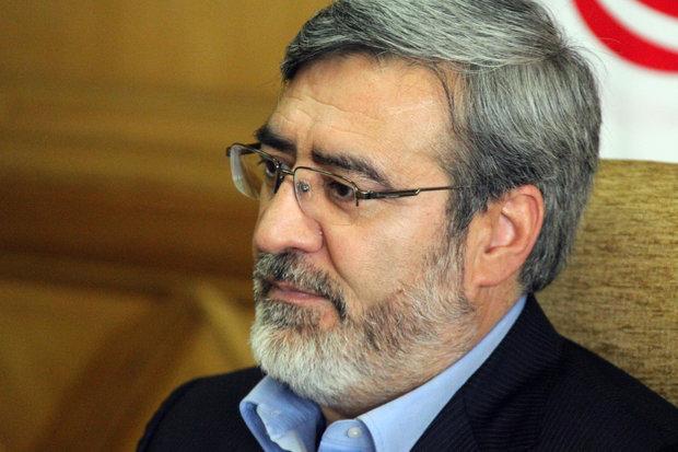 وزیر کشور برای تشییع شهدای اربعین به خوزستان میرود