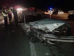 تصادف در محور ساوه- همدان ۷ مصدوم برجای گذاشت