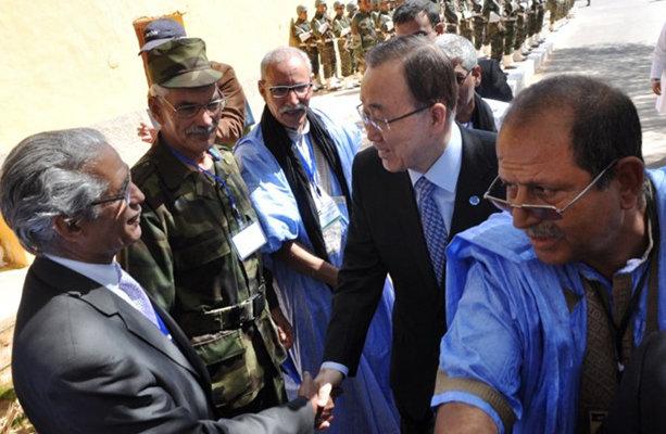 المغرب يغلق مكتب الارتباط العسكري للأمم المتحدة بالصحراء الغربية