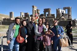 اقامت بیش از ۳ میلیون نفر میهمان نوروزی در فارس