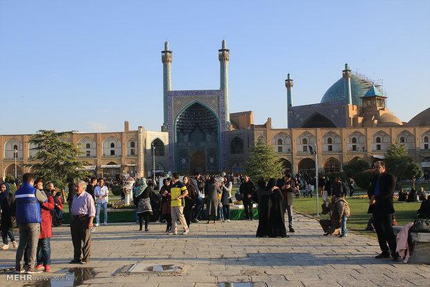 رئيسة منظمة التراث الثقافي:  ايران مركز الأمن السياحي في المنطقة