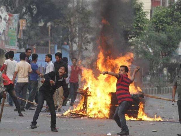 بنگلہ دیش میں پارلیمانی الیکشن کے دوران اب تک 8 افراد ہلاک
