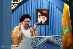 اولین نماز عبادی سیاسی جمعه  تهران در سال 95