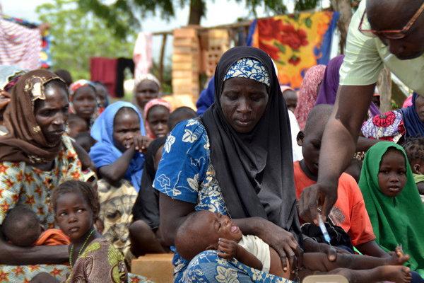 """الجيش النيجيري يحرر أكثر من 800 رهينة من مسلحي """"بوكو حرام"""""""