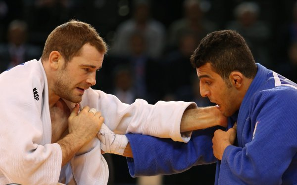 First Judoka eliminated in Rio