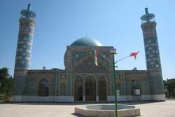 امامزاده «محمد دیباج» شهرستان درگز؛ بقعهای که مرز نمیشناسد
