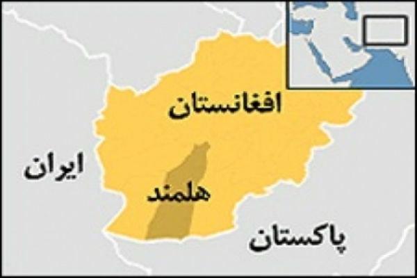 شهر «گرمسیر» ولایت هلمند افغانستان سقوط کرد