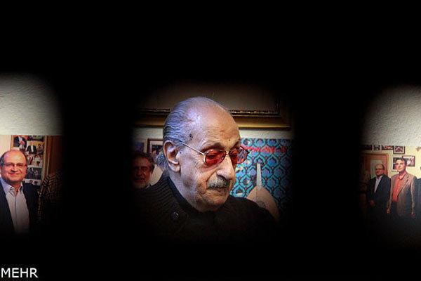 برای هنرمندی که گواه زیبایی آواز ایرانی بود