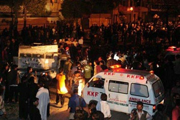 لاہور کے علاقے اقبال ٹاؤن میں بم دھماکے میں 70 افراد ہلاک، 300 زخمی