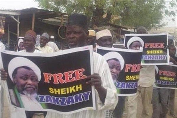 تظاهرات في العاصمة النيجيرية للمطالبة باطلاق سراح الشيخ الزكزاكي
