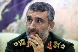 العميد حاجي زاده: الأمن في إيران ليس له نظير في المنطقة