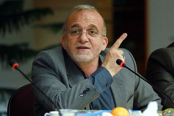 حمیدرضا فولادگر رئیس کمیسیون ویژه حمایت از تولید ملی