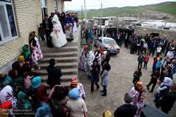 حفلة عرس تقليدية بمحافظة آذربيجان الشرقية