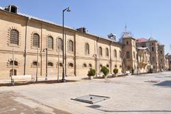 اماکن تاریخی حصار ناصری در بخش مرکزی پایتخت نورپردازی خواهد شد