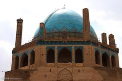 Dome of Soltaniyeh in Zanjan