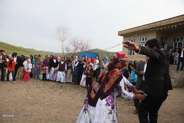 حفلة عرس في أذربيجان الشرقية