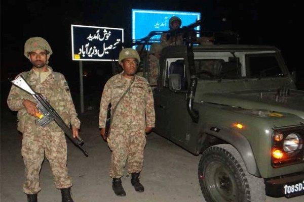 صوبہ پنجاب میں دہشت گردوں کے خلاف جاری آپریشن کا دائرہ وسیع