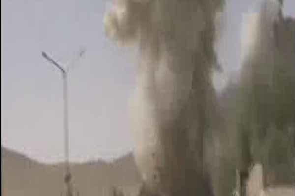 فیلم/مین زدایی تدمر از سوی ارتش سوریه