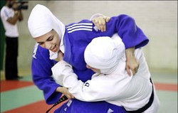 Female judokas to vie in Asian Championships