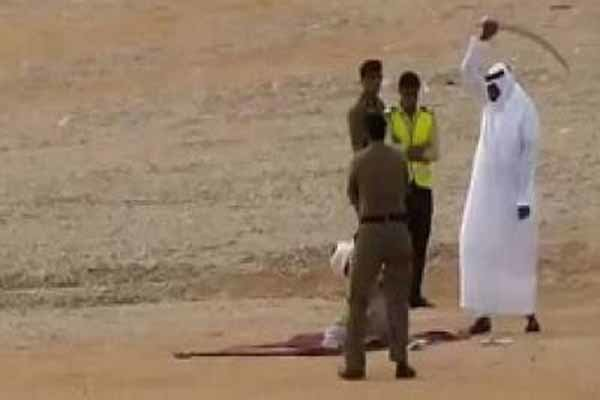 Suudi Arabistan'ın gerçek yüzü/ Video