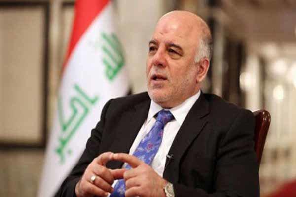 العبادي يعلن عن إجراءات جديدة لمواجهة الأزمة العراقية