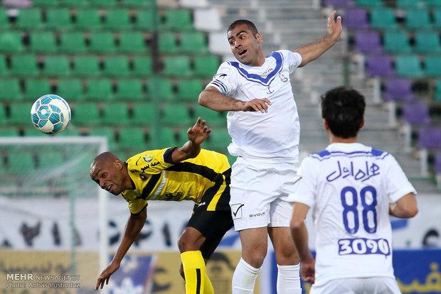 تیمهای فوتبال ملوان و راهآهن به لیگ دسته اول سقوط کردند