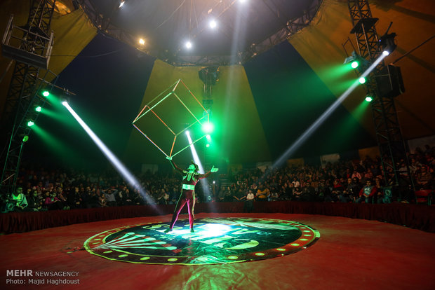 سیرک بین المللی آفتاب