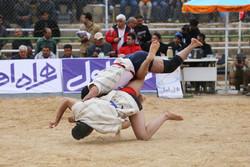 مسابقات کشتی باچوخه کشوری اسفراین