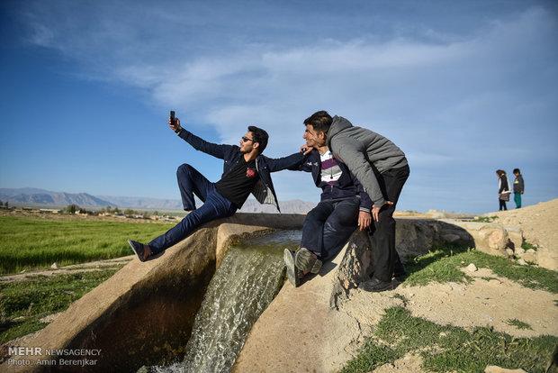 روز طبیعت در شیراز