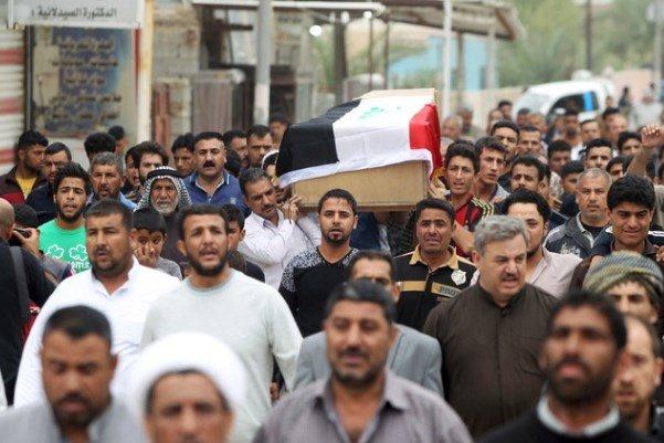 عراق میں ماہ مارچ میں 1000 سے زائد افراد جاں بحق ہوئے