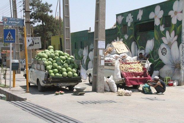 آلودگی صوتی وانت بارها در تبریز/ شهرداری ورود کند