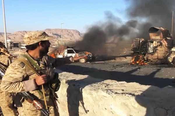 فلم/ یمن کے صوبہ تعز میں شدید لڑائی