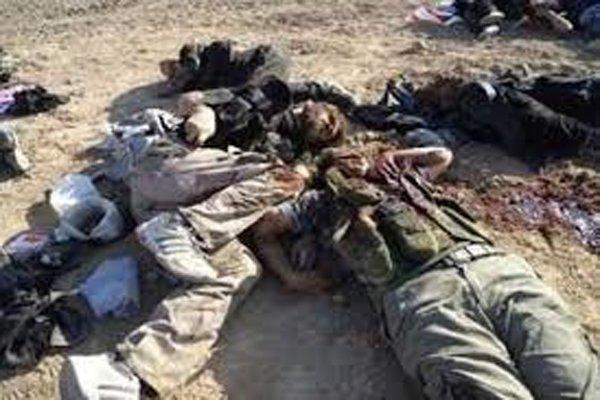 شام اور روس کے ہوائی حملوں میں 7000 دہشت گرد ہلاک
