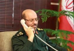 General Dehkan, Ermeni ve Azeri mevkidaşlarıyla telefonda görüştü