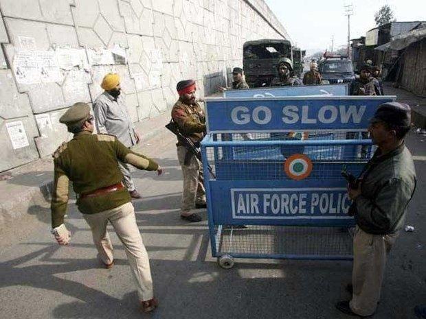 ہندوستان میں مسلح افراد کا گرجا گھر پرحملہ