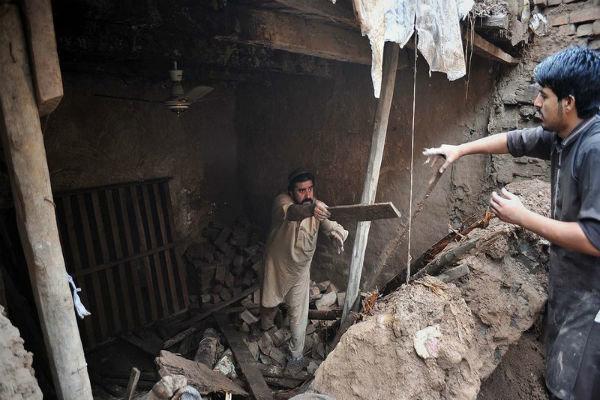 سیل در پاکستان