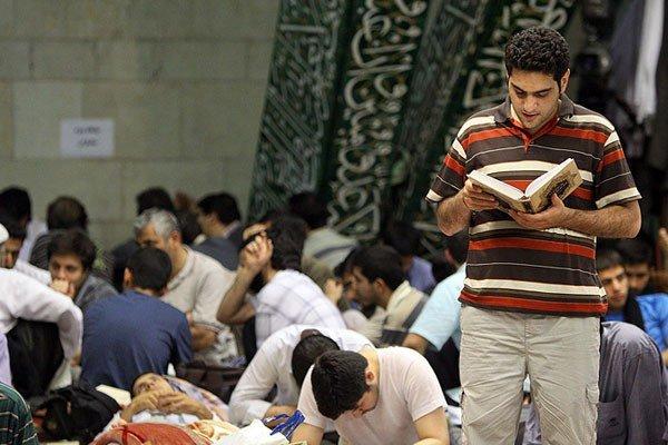 دانشجویان دانشگاه شهید بهشتی امشب معتکف می شوند