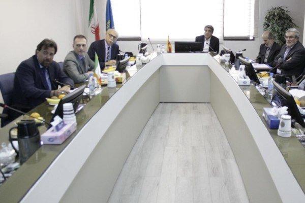 الاجتماع الأول للجنة التعاون العلمي المشترك الايرانية الايطالية