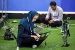 افتتاحیه یازدهمین دوره مسابقات روبوکاپ آزاد ایران