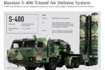 مذاکرات رو به جلو روسیه و ترکیه بر سر معامله سامانه  موشکی S-۴۰۰