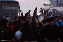 گهڕانهوهی پهنابهران له یونان بۆ تورکیا