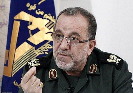 العميد آسودي يرد على الامريكيين ويؤكد ان القدرات الصاروخية الايرانية دفاعية ورادعة