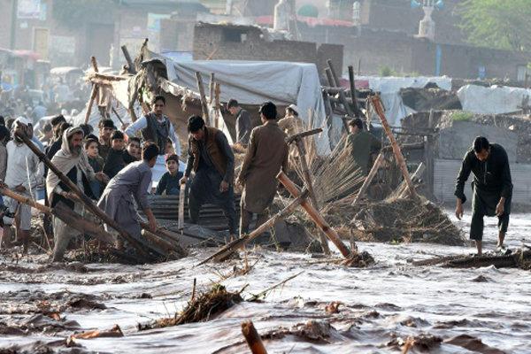 پاکستان میں طوفانِ باد و باراں کے باعث 10 افراد ہلاک
