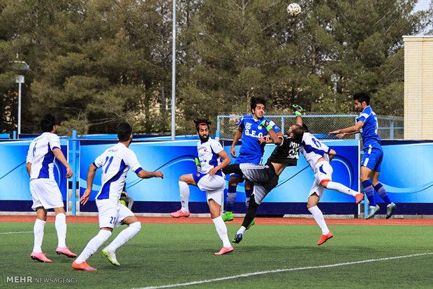 داماش گیلان به یکچهارم نهایی جام حذفی صعود کرد