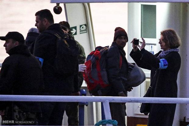 بازگرداندن پناهجویان از یونان به ترکیه