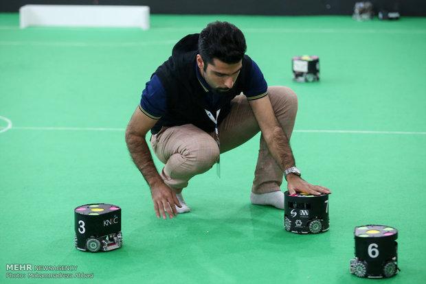 11th Iran Open RoboCup kicks off in Tehran