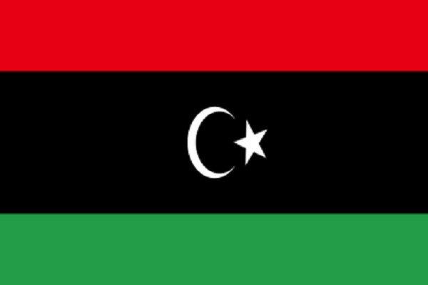 پرچم لیبی