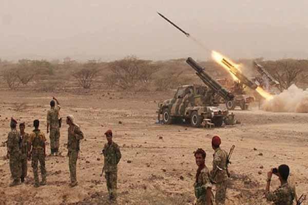VIDEO: Yemen rocket strikes against Saudi aggressors