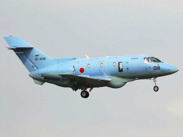 جاپان کی ایئرڈیفنس فورس کا طیارہ 6 افراد سمیت لاپتہ