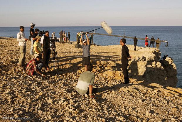 پشت صحنه مستند مسابقه فرمانده